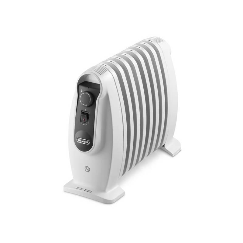 Olejový radiátor DeLonghi TRNS 0808 M biely
