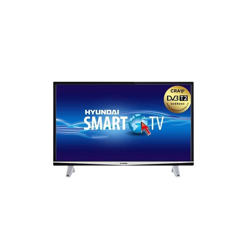 Televize Hyundai FLR 32TS511 SMART černá