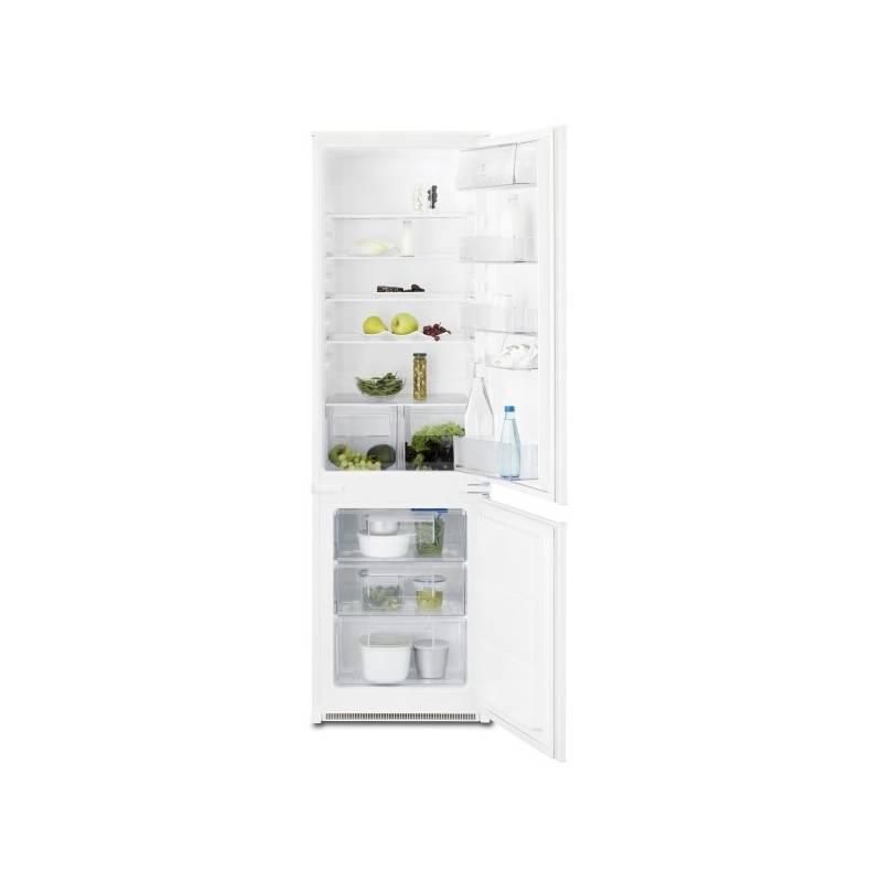 Kombinácia chladničky s mrazničkou Electrolux ENN2800AJW + Doprava zadarmo