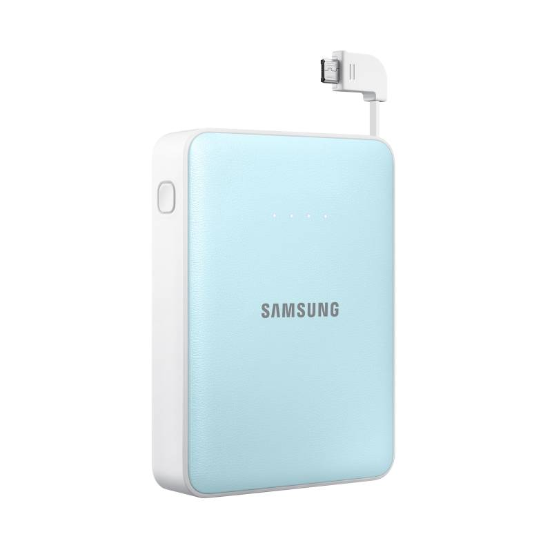 Power Bank Samsung 8400mAh (EB-PG850B) (EB-PG850BLEGWW) modrá