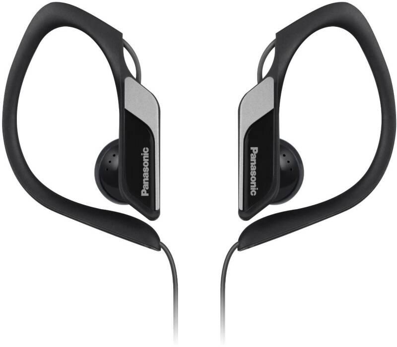 Sluchátka Panasonic RP-HS34E-K (RP-HS34E-K) černá