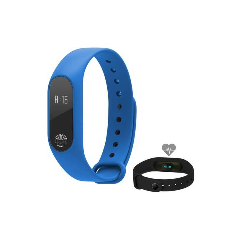 Fitness náramok Aligator M2 (M2BE) modré