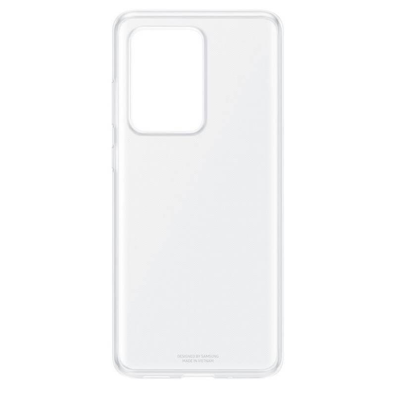 Kryt na mobil Samsung Galaxy S20 Ultra (EF-QG988TTEGEU) priehľadný
