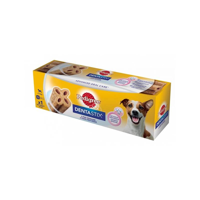 Pochúťka Pedigree Denta TWICE Weekly Mini 40g