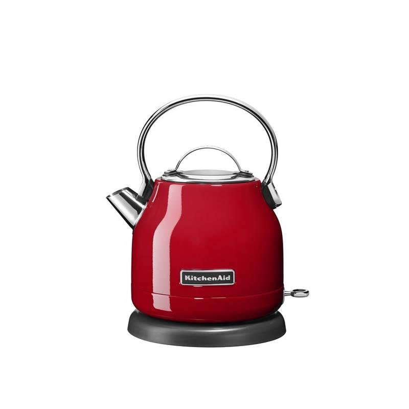 Rýchlovarná kanvica KitchenAid P2 5KEK1222EER červená + Doprava zadarmo