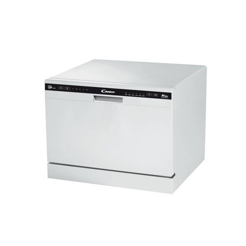 Umývačka riadu Candy CDCP 6/E biela