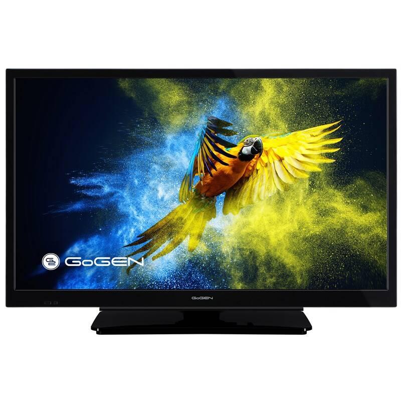 Televízor GoGEN TVF 22M302 STWEB čierna + Doprava zadarmo