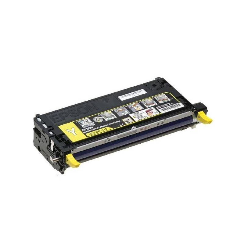 Toner Epson S051162, 2000 stran - originální (C13S051162) žltý