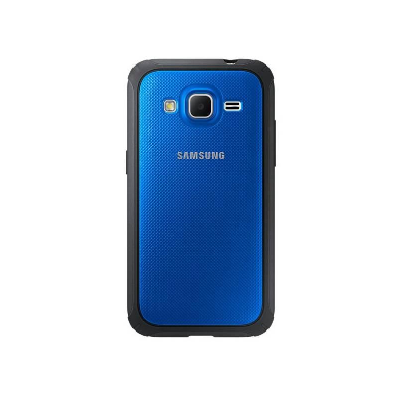Kryt na mobil Samsung pro Galaxy Core Prime (EF-PG360B) (EF-PG360BLEGWW) modrý