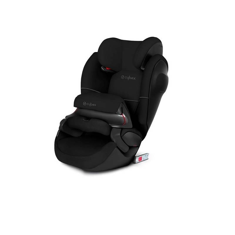 Autosedačka Cybex Pallas M-fix SL 2018, 9-36kg, Pure Black + Doprava zadarmo