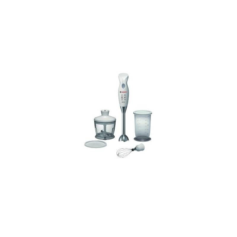 Ponorný mixér Bosch MSM6B700 šedý/bílý