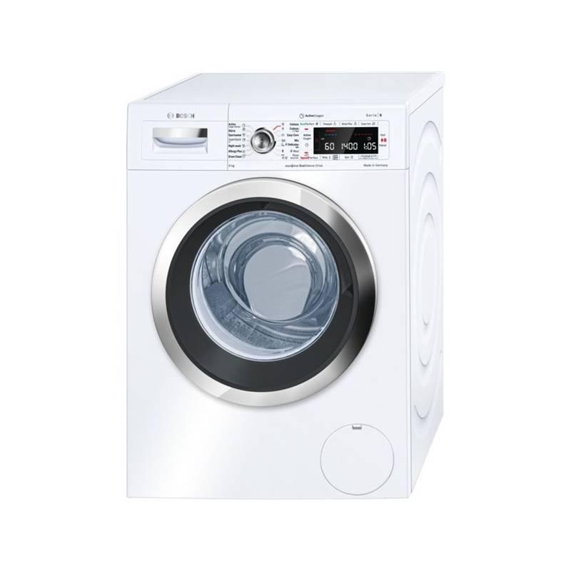 Pračka Bosch WAW28740EU bílá + Bosch 10 let záruka na motor