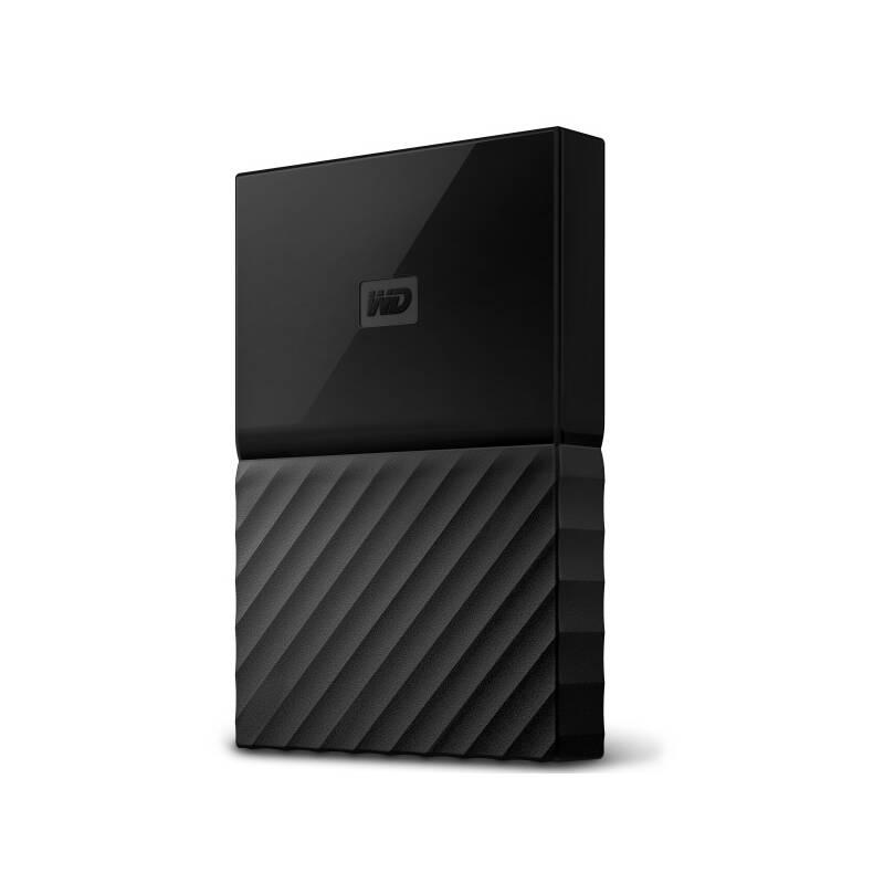 "Externí pevný disk 2,5"" Western Digital My Passport 1TB (WDBYNN0010BBK-WESN) černý"
