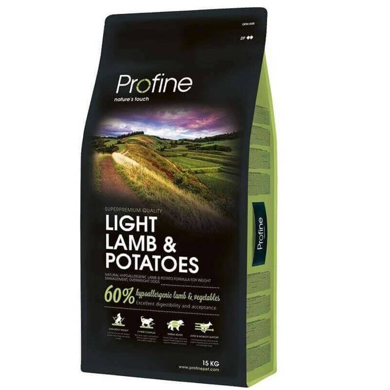 Granule PROFINE Light Lamb & Potatoes 15kg