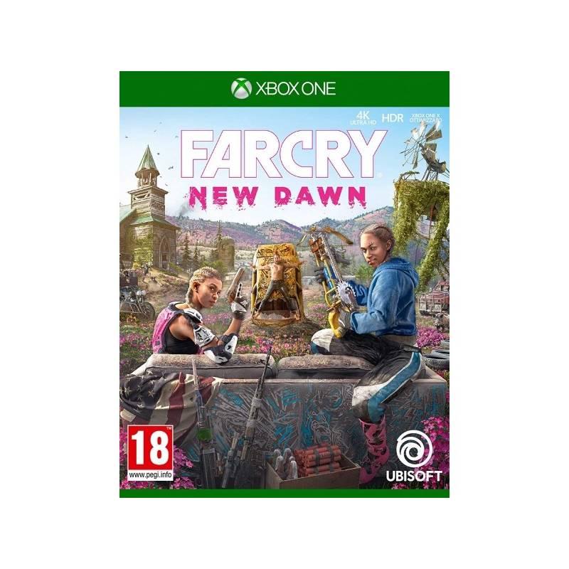 Hra Ubisoft Xbox One Far Cry New Dawn (3307216096917)