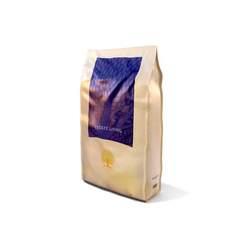 Granule Essential Foods Estate Living 12,5 kg Antiparazitní obojek Scalibor Protectorband pro psy - 48 cm
