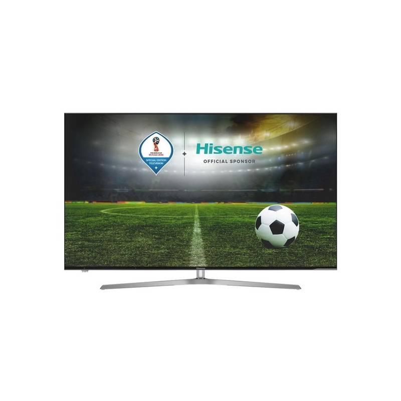 Televízor Hisense H55U7A čierna + Doprava zadarmo