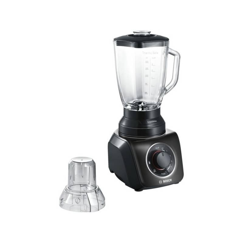 Stolný mixér Bosch SilentMixx MMB43G2B čierny + Doprava zadarmo