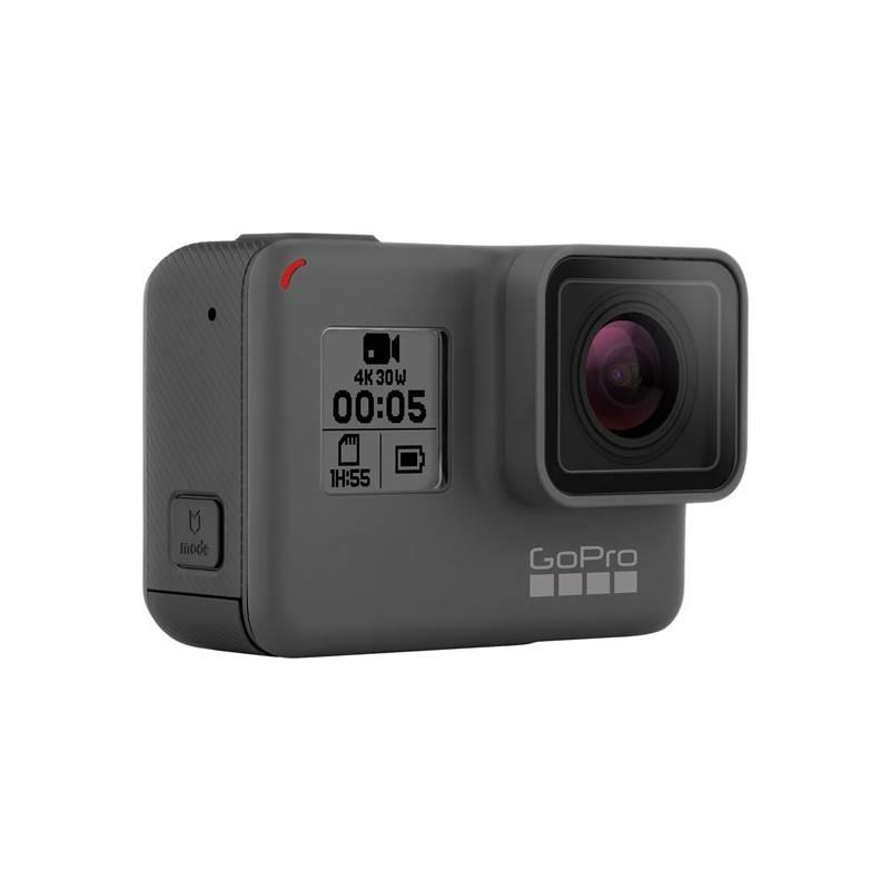 Outdoorová kamera GoPro HERO5 Black čierna/sivá + Doprava zadarmo