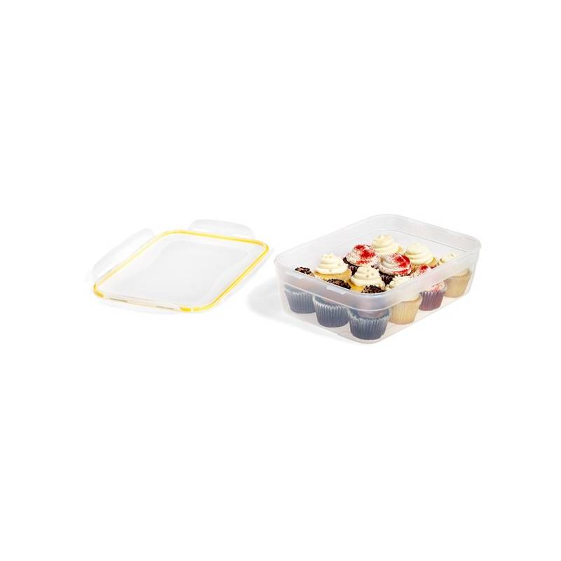 Dóza na potraviny Lock&lock Easy Match 5,8 l plast