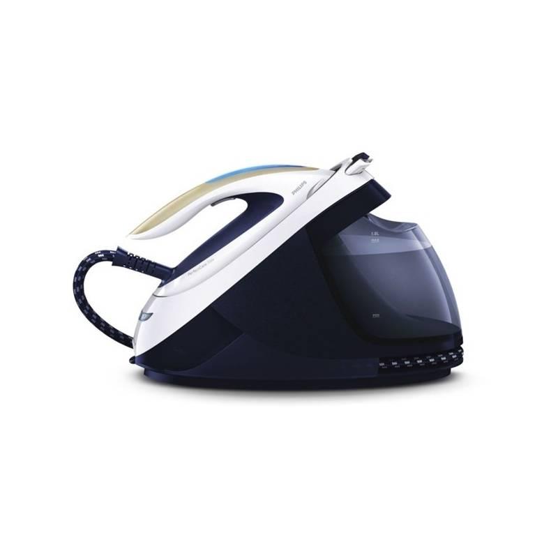 Žehlička Philips PerfectCare Elite GC9630/20 modrá + Doprava zadarmo