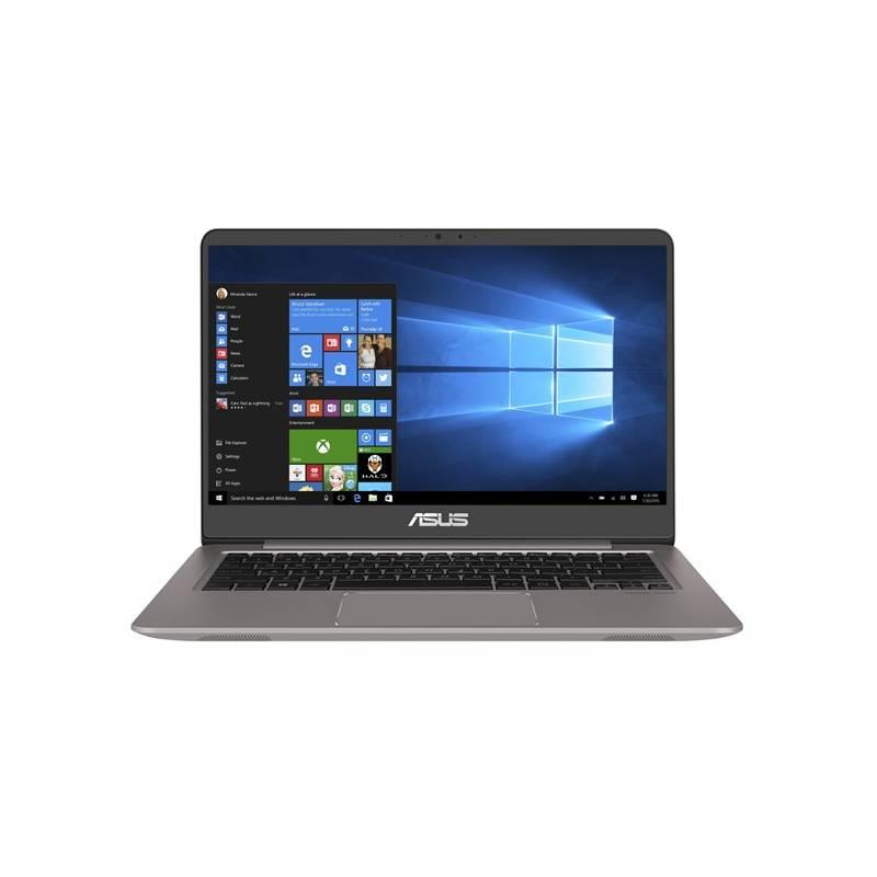 Notebook Asus Zenbook UX410UA-GV024 (UX410UA-GV024) sivý Software F-Secure SAFE, 3 zařízení / 6 měsíců (zdarma) + Doprava zadarmo