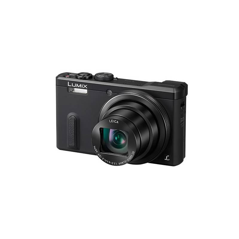 Digitálny fotoaparát Panasonic DMC-TZ60EP-K čierny + Doprava zadarmo