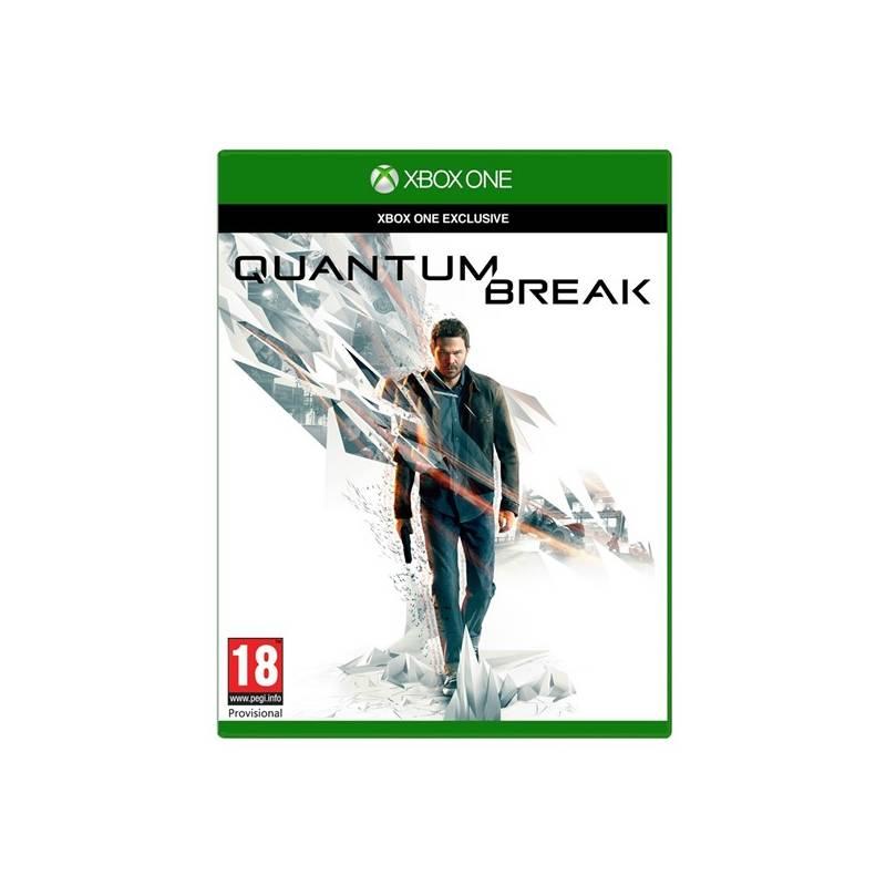 Hra Microsoft Xbox One Quantum Break (U5T-00022)