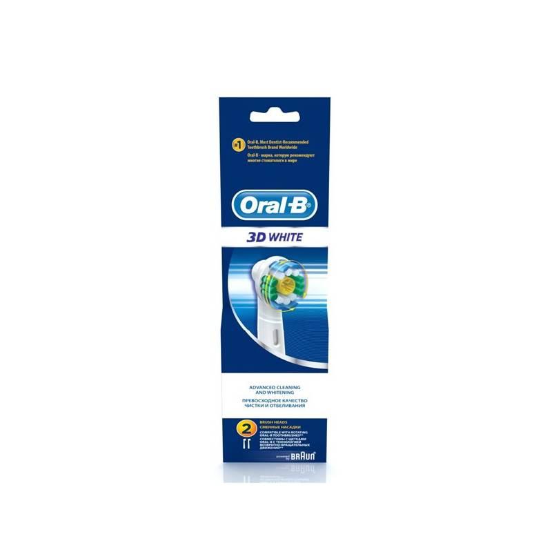 Náhradná kefka Oral-B EB18-2 biele