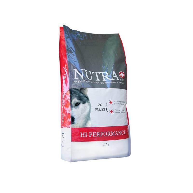 Granule Nutra Plus HI PERFORMANCE 12 kg