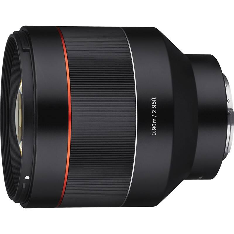 Objektív Samyang AF 85 mm f/1.4 Sony FE čierny + Doprava zadarmo