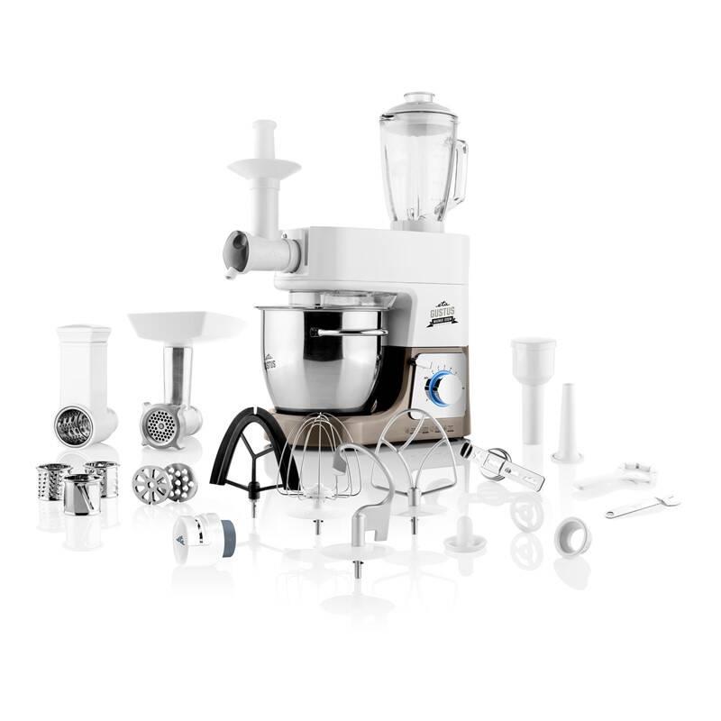 Kuchynský robot ETA Gustus Magnus 1128 90040 biely + Doprava zadarmo