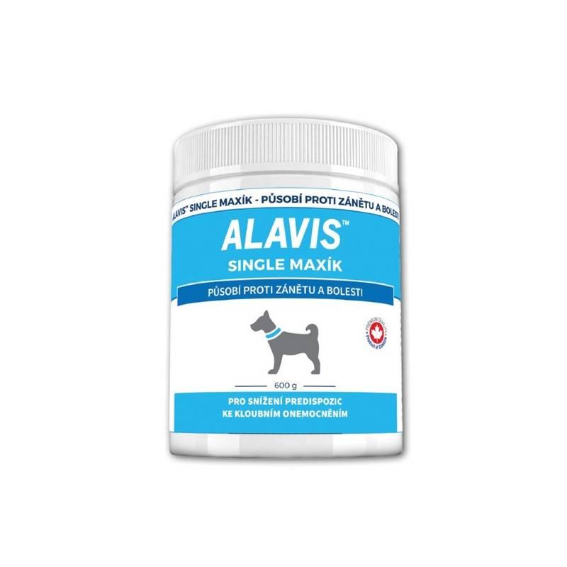 Prášok Alavis Single Maxík pro psy 600g