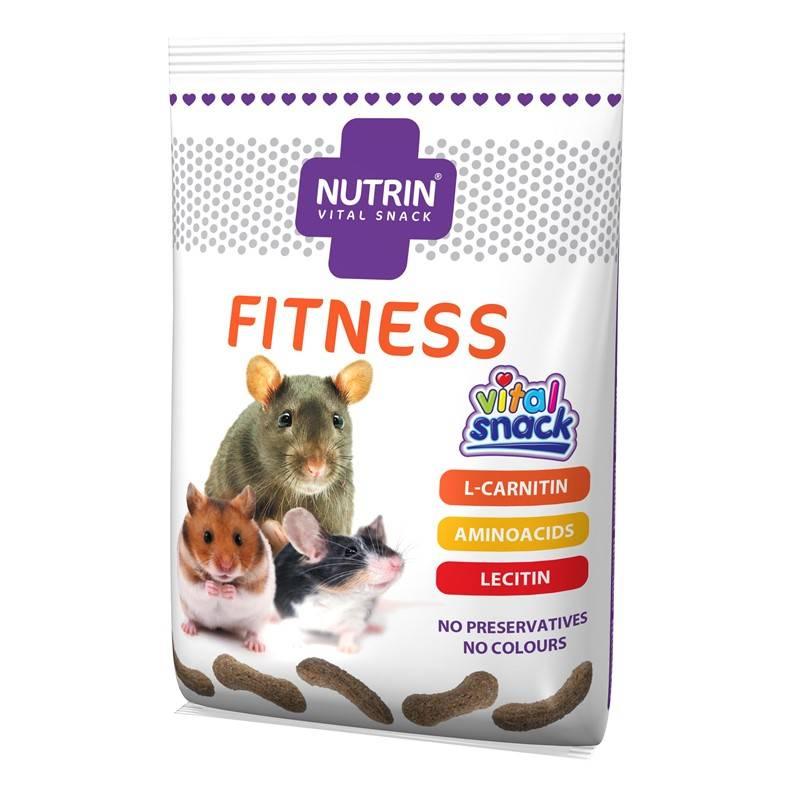 Krmivo Darwin's Nutrin Vital Snack FITNESS 100g