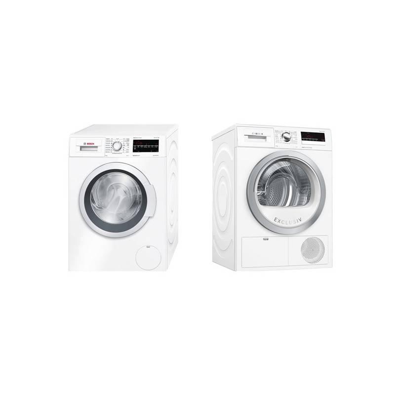 Set výrobkov Bosch WAT28467CS + WTH85290BY + Doprava zadarmo