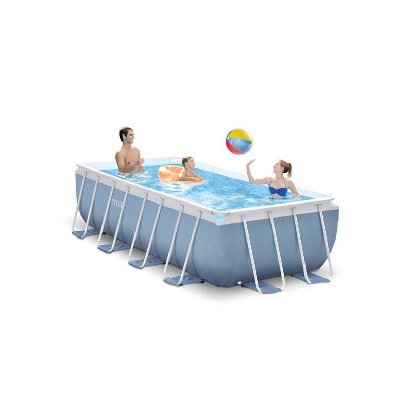 Bazén Intex Prism Frame 4 x 2 x 1m (26776NP) + Doprava zadarmo