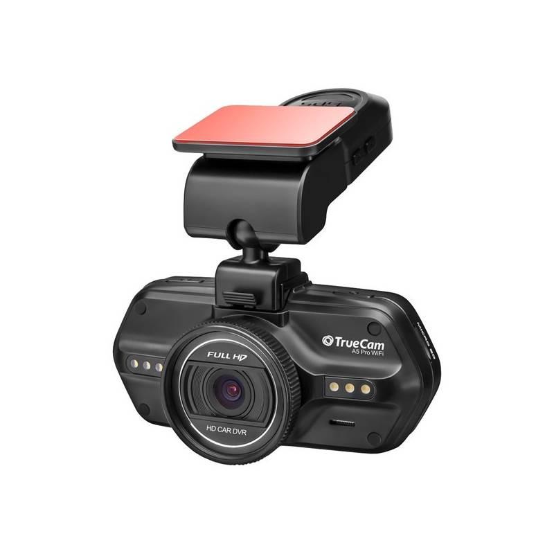 Autokamera TrueCam A5 Pro WiFi čierna + Doprava zadarmo