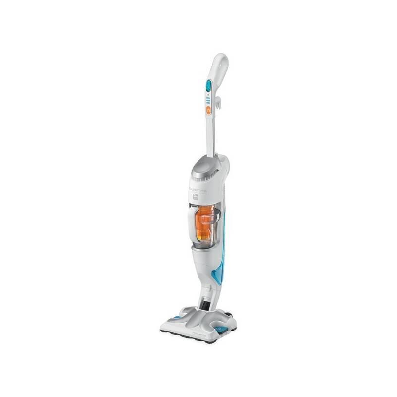 Parný čistič Rowenta Clean&Steam RY7577WH strieborný/biely + Doprava zadarmo
