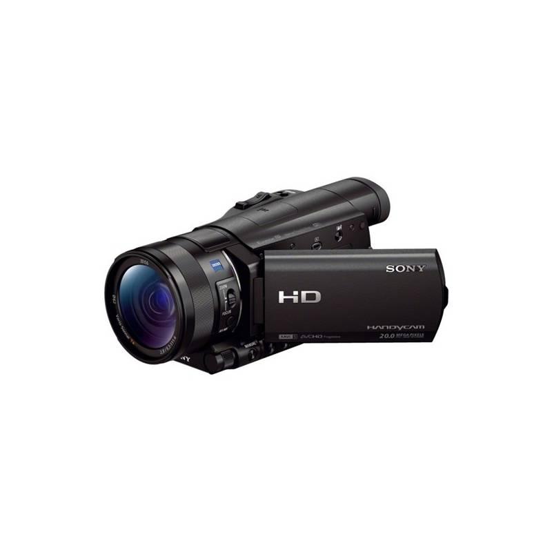Videokamera Sony HDR-CX900EB + Doprava zadarmo