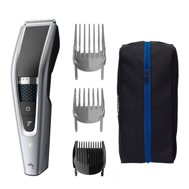 Zastrihávač vlasov Philips Series 5000 HC5630/15 sivý + Doprava zadarmo