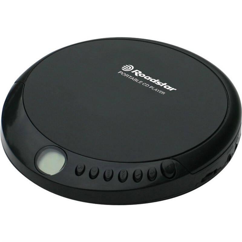 Discman Roadstar PCD-435CD černý