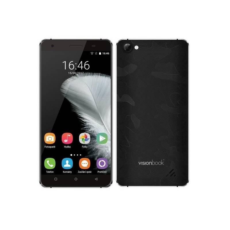 Mobilný telefón Umax VisionBook P50 Plus LTE (UMM200P51) čierny Software F-Secure SAFE, 3 zařízení / 6 měsíců (zdarma)