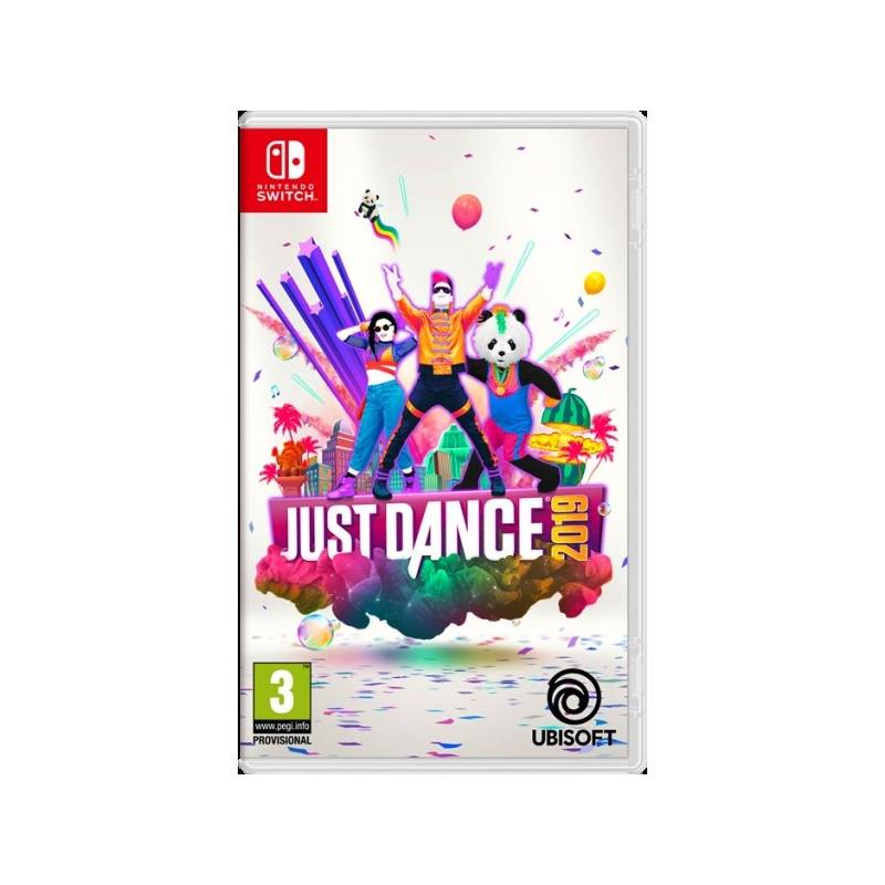 Hra Ubisoft Nintendo Switch Just Dance 2019 (NSS357)