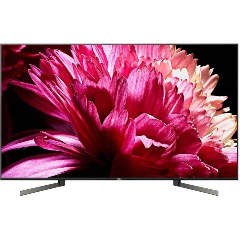 Televize Sony KD-75XG9505 černá