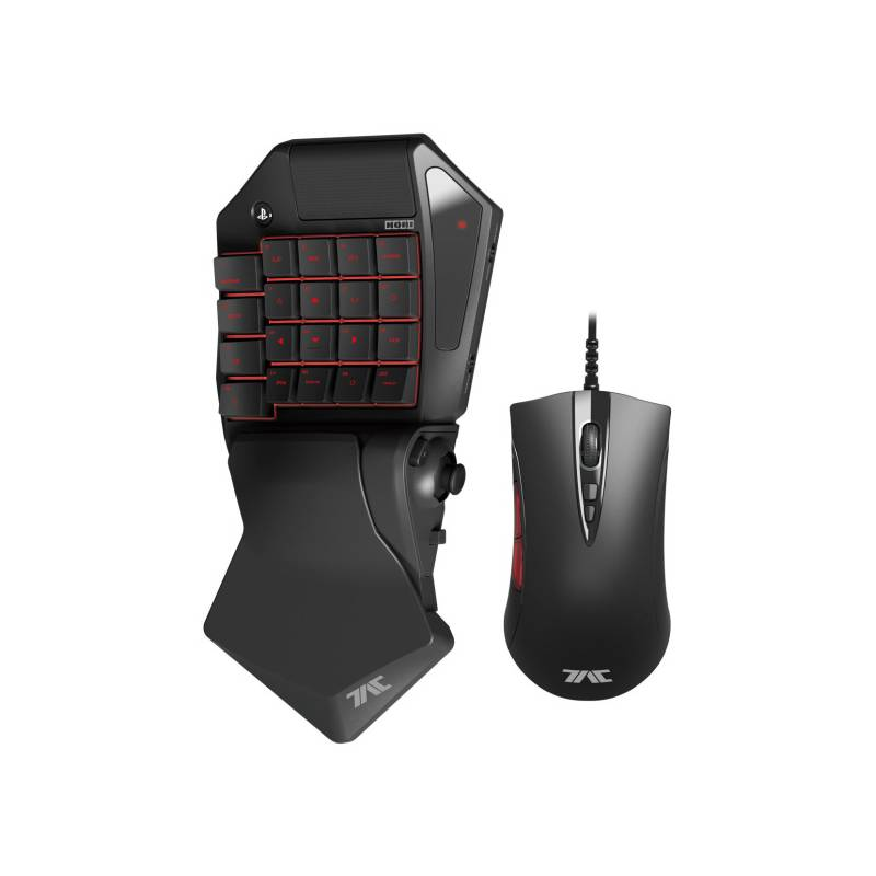 Ovládač HORI Tactical Assault Commander PRO pro PS3, PS4, PC (ACP472311) čierny