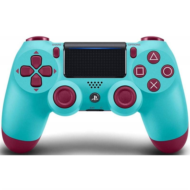 Gamepad Sony Dual Shock 4 pro PS4 v2 - Berry Blue (PS719718611)