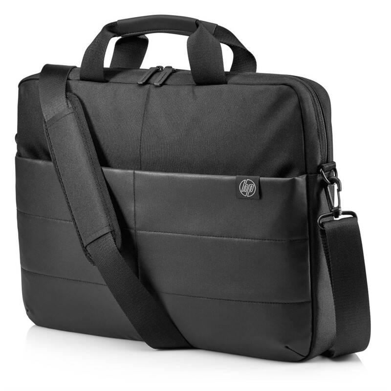 "Brašna na notebook HP Classic Briefcase pro 15.6"" (1FK07AA#ABB) čierna"