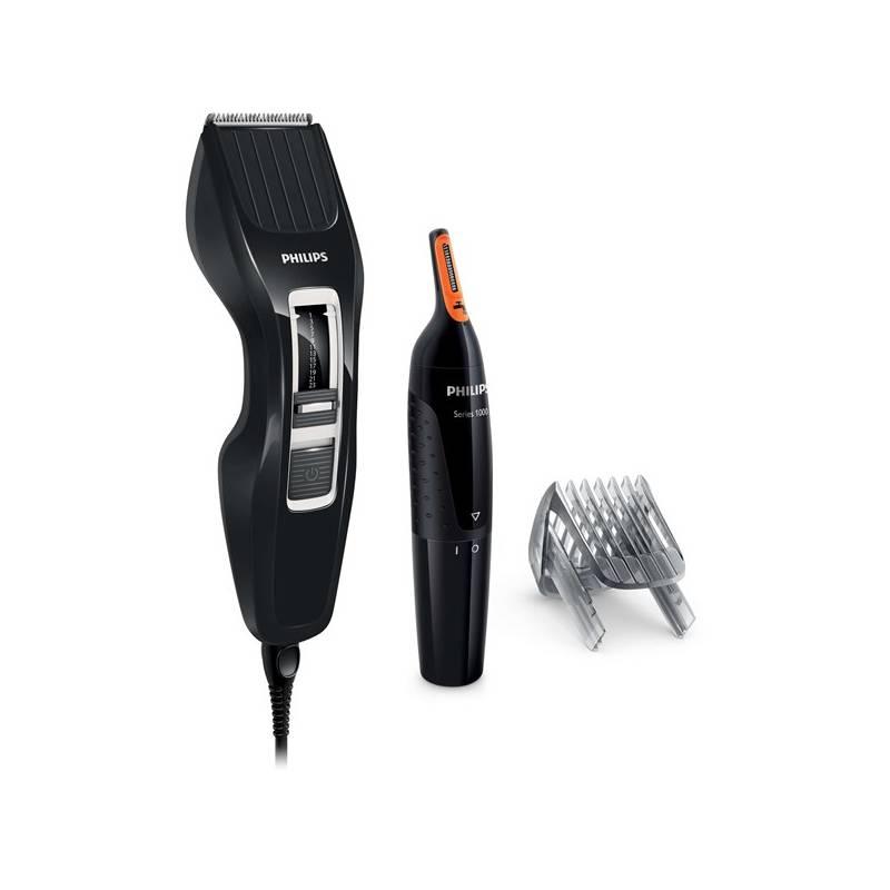 Zastrihávač vlasov Philips Série 3000 dárkové balení HC3410 85 + NT1150 10 fb37db6996d