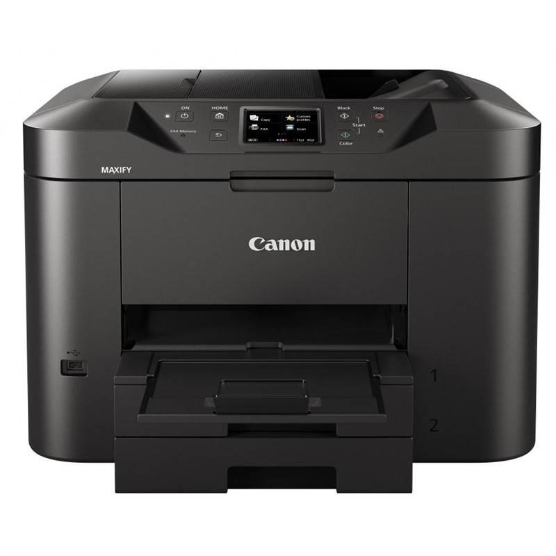 Tlačiareň multifunkčná Canon MAXIFY MB2750 (0958C009) čierny