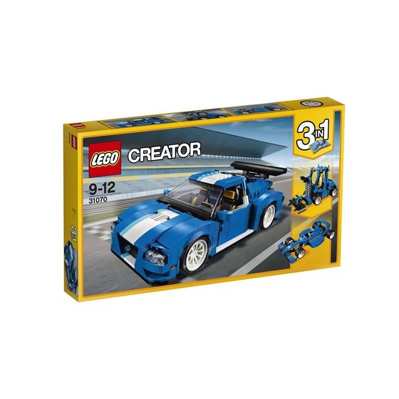 Stavebnica LEGO® CREATOR 31070 Turbo závodní auto